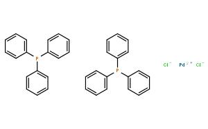 双(三苯基膦)二氯化钯(Ⅱ)
