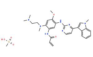AZD-9291 (Mesylate)