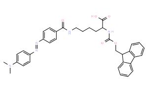 Fmoc-Lys(Dabcyl)-OH