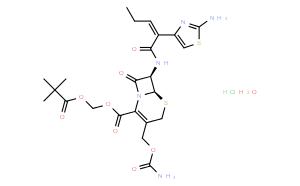 鹽酸頭孢卡品酯