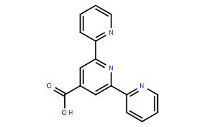 """2,2':6',2""""-三联吡啶-4'-甲酸"""