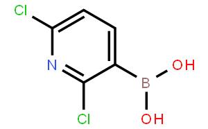 2,6-二氯-3-吡啶硼酸