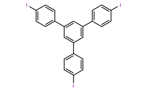 1, 3, 5-三(4-碘苯基)苯