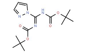N,N'-二-Boc-1H-1-胍基吡唑