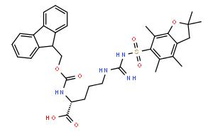 Fmoc-Pbf-L-精氨酸
