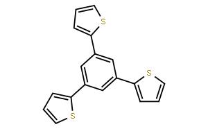 1,3,5-Tri(thiophen-2-yl)benzene