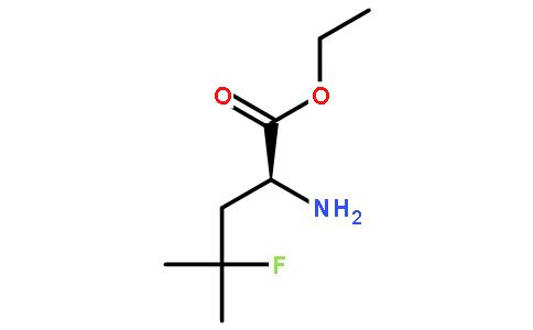 (S)-ethyl 2-aMino-4-fluoro-4-Methylpentanoate;