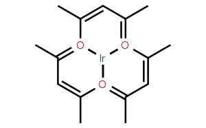 三(乙酰丙酮根)合铱(III)