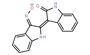 靛玉红-3'-单肟