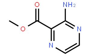 3-氨基吡嗪-2-羧酸甲酯