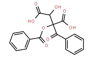 D-( )-二苯甲酰酒石酸(无水物)