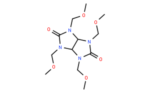 1,3,4,6-Tetrakis(methoxymethyl)glycoluril
