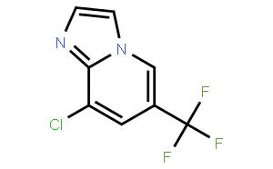 8-Chloro-6-(trifluoromethyl)imidazo[1,2-a]pyridine