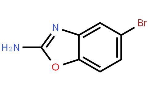 5-bromobenzo[d]oxazol-2-amine