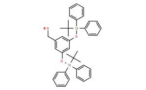 3,5-双(叔丁基二苯基硅氧基)苯甲醇