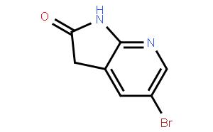 5-Bromo-2,3-dihydro-7-azaindole-2-one