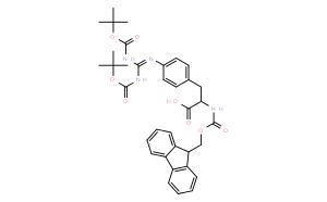 Fmoc-(4,Bis( Boc)-guanido)Phe-OH