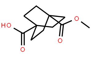 Bicyclo[2.2.2]octane-1,4-dicarboxylIic acid hemimethyl ester