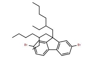 2,7-二溴-9,9-双异辛基芴