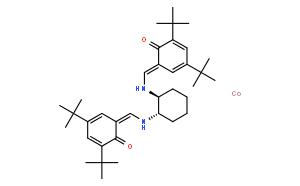 (S,S)-(-)-N,N'-双(3,5-二叔丁基亚水杨基)-1,2-环己基二胺钴