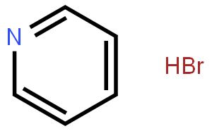 吡啶氢溴酸盐