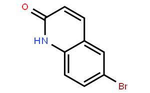 6-溴-2(1H)-喹啉酮