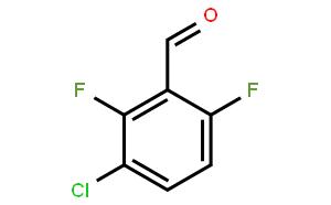 3-氯-2,6-二氟苯甲醛