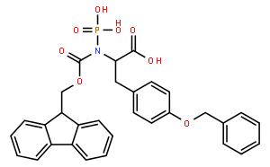 Fmoc-Tyr(PO(OBzl)OH)-OH