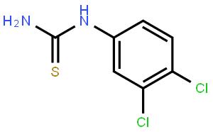 N-(3,4-Dichlorophenyl)thiourea