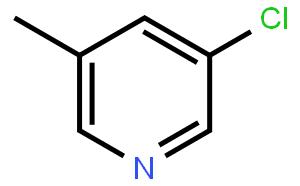 3-氯-5-甲基吡啶