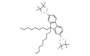 2,7-二(4,4,5,5-四甲基-1,3-二氧-2-硼烷基)-9,9-二辛基芴