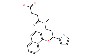 (S)-Duloxetine Succinamide