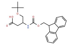 Fmoc-β-HoSer(tBu)-OH