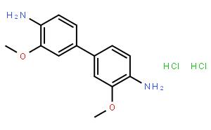 邻联茴香胺 二盐酸盐