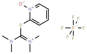 N,N,N',N'-四甲基-S-(1-氧代-2-吡啶基)硫脲六氟磷酸盐