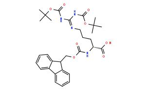 Fmoc-D-Arg(Boc)2-OH