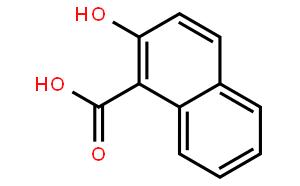 2-羟基-1-萘甲酸
