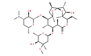 Anhydro Erythromycin A