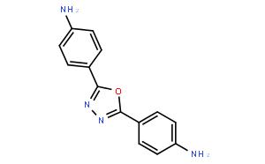 2,5-二(4-氨基苯基)-1,3,4-噁二唑