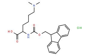 Fmoc-Lys(Me)2-OH.HCl