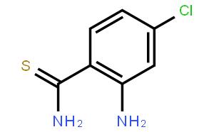 2-Amino-4-chlorothiobenzamide
