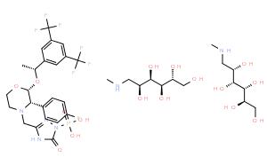 Fosaprepitant dimeglumine(MK0517,Emend, Inemend)
