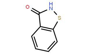 1,2-苯并异噻唑-3-酮
