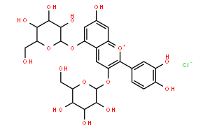 CYANIDIN-3,5-DIGLUCOSIDE(AS)