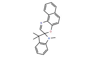1,3-二氢-1,3,3-三甲基螺[2H-吲哚-2,3′-[3H]萘并[2,1-b][1,4]噁嗪]