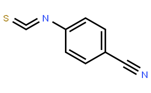 4-氰基苯基异硫氰酸酯