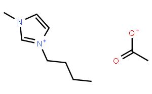 1-丁基-3-甲基咪唑醋酸盐