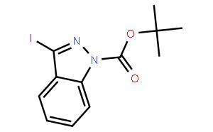 1-Boc-3-iodoindazole