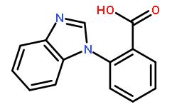 Benzoic acid, 2-(1H-benzimidazol-1-yl)-