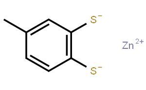 (甲苯-3,4-二巯基)锌(II)
